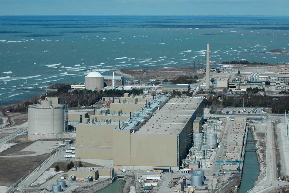Replacing Ontario's Nuclear Energy?