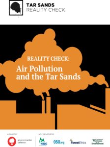 Air Pollution and the Tar Sands