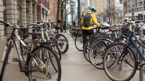 Cycling in the GTHA - Active Transportation CAPE